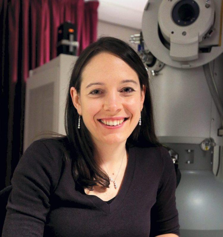 Photo of Sarah Haigh
